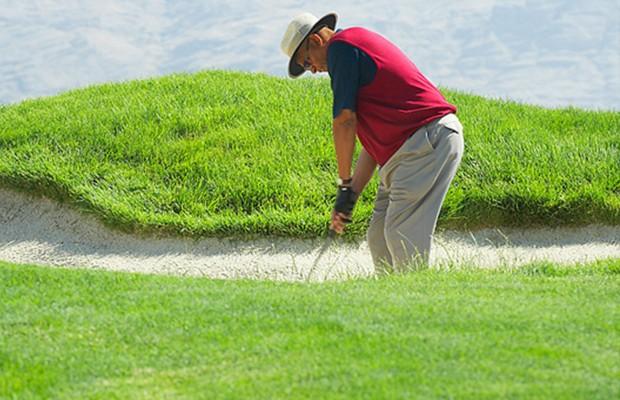 Logjam At Senior Open