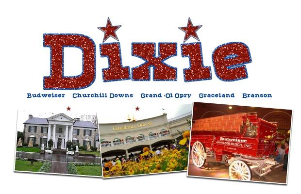 The Dixie Trip 3/14-23