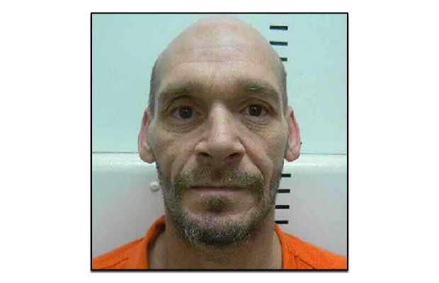 State Prison Inmate Back in Custody