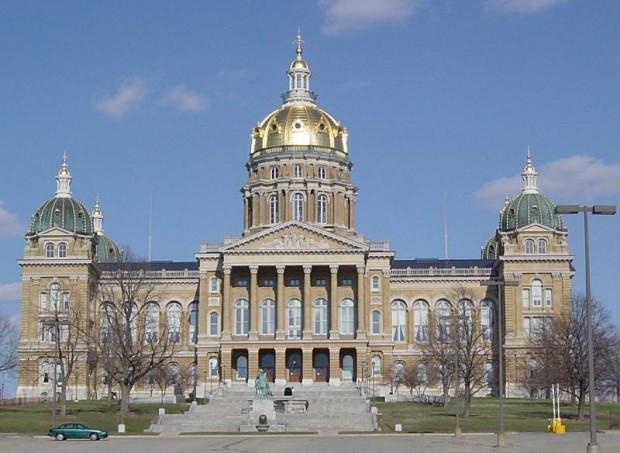 Iowa state capital 2