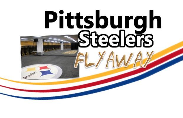 Steelers-Bears Flyaway