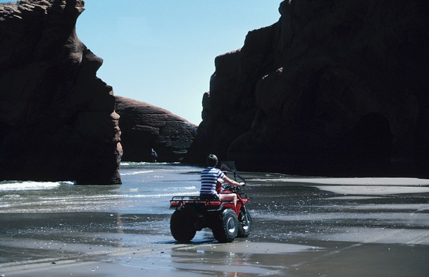 Rules Proposed For ATV's in State Parks