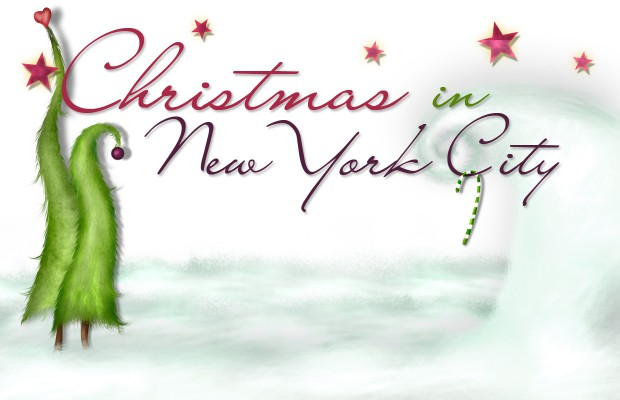Christmas in New York City! 12/12-16