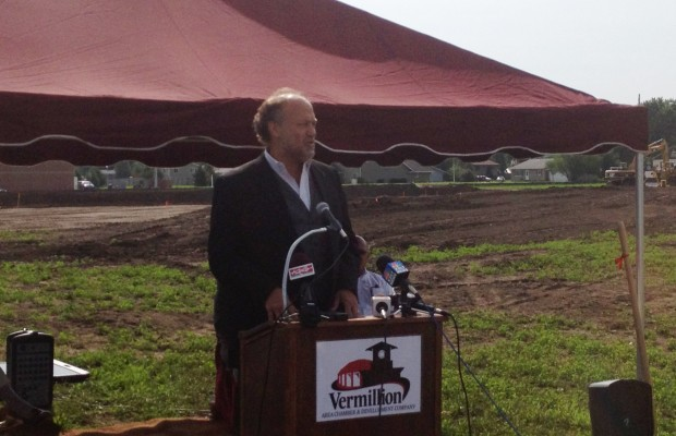 Groundbreaking Big Step For Vermillion
