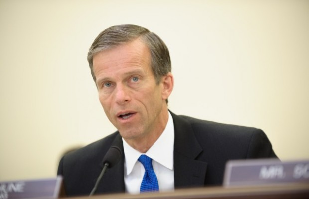 SD Senator John Thune Pushes for Keystone XL Permit Approval..