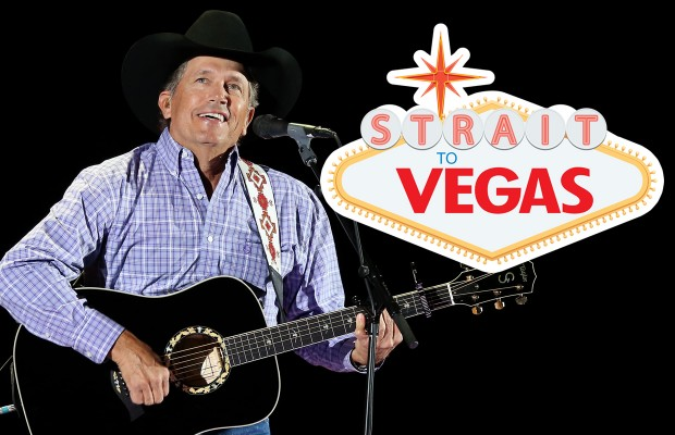 George Strait in Las Vegas!  4/20-24 2016