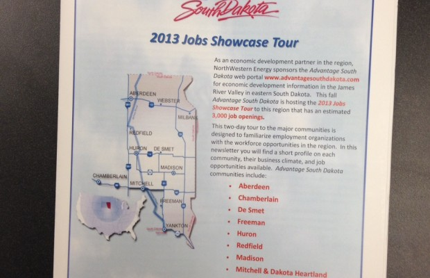 SD Advantage Wraps Up Job Tour