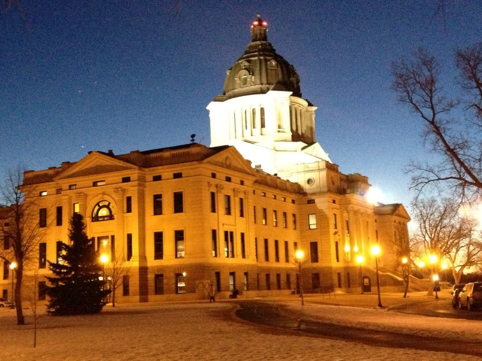 state capitol pierre