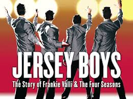 Jersey Boys in Minneapolis 5/2-3