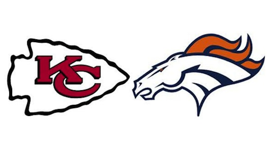 Denver Broncos at Kansas City Chiefs 11/30 – 12/1 (2 seats left)