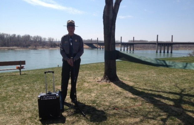 Green Island Added to Missouri River National Recreational River