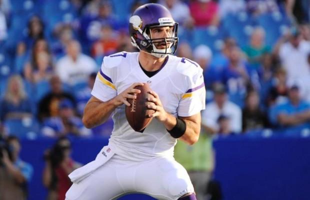 Vikings Thinking Quarterback?