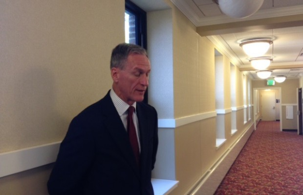SD Governor Dennis Daugaard; No Medicaid Expansion Without Legislative Approval