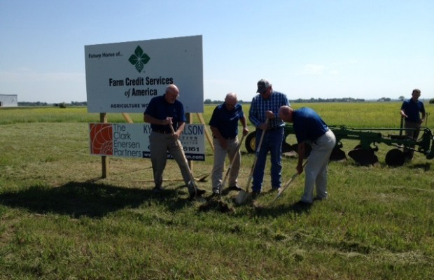 FCS America Breaks Ground For New Yankton Building