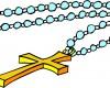 cross rosary