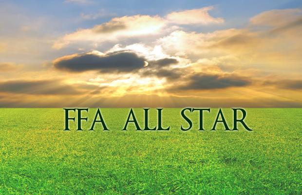 FFA All Star generic graphic
